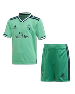 Real Madrid Kids Third Kit 2019/20