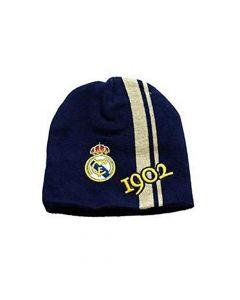 Real Madrid 1902 Woolie Hat (Navy)