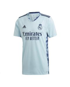 Real Madrid Kids Home Goalkeeper Shirt 2020/21
