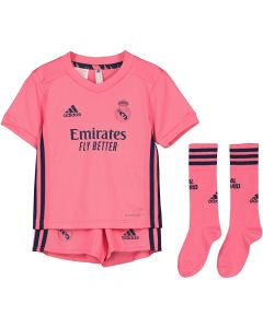 Real Madrid Kids Away Kit 2020/21