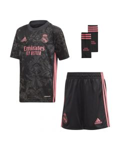 Real Madrid Kids Third Kit 2020/21