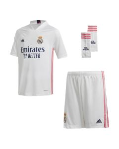 Real Madrid Youth Home Kit 2020/21