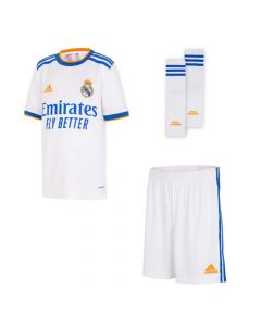 Real Madrid Youth Home Kit 2021/22