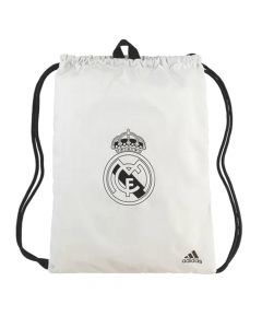 Real Madrid Adidas Gym Bag 2018/19 (White)