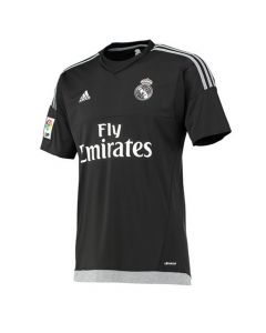 Real Madrid Adidas Home Goalkeeper Shirt 2015/16 (Adults)