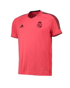 Real Madrid Adidas Red UCL Training Jersey 2018/19 (Adults)