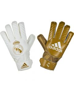 Real Madrid Adidas Young Pro Goalkeeper Gloves 2019/20