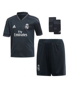 Real Madrid Adidas Away Kit 2018/19 (Kids)