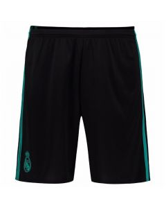 Real Madrid Away Football Shorts 2017/18