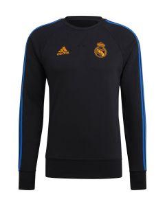 Real Madrid Black Sweatshirt