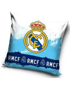 Real Madrid Crest Cushion