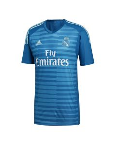 Real Madrid Adidas Away Goalkeeper Shirt 2018/19 (Adults)