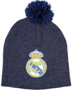 Real Madrid Grey Beanie Hat