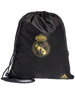 Real Madrid Black Gym Bag 2019/20