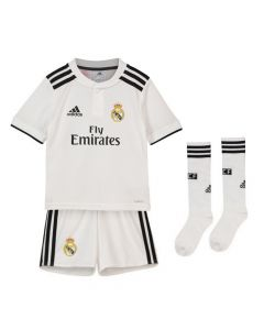 Real Madrid Adidas Home Kit 2018/19 (Kids)