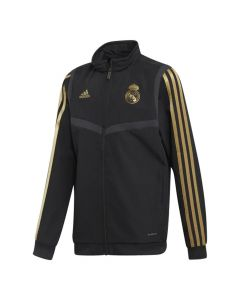 Real Madrid Adidas Kids Presentation Jacket 2019/20