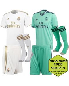 Real Madrid Kids Kit Bundle 2019/20