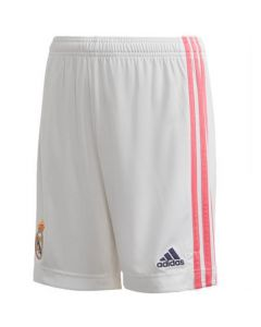 Real Madrid Home Shorts 2020/21