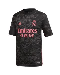 Real Madrid 2020/21 kids third shirt
