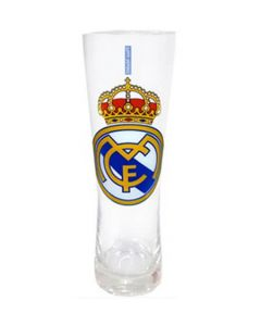 Real Madrid Peroni Glass