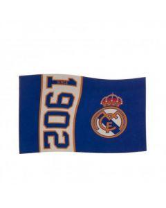 Real Madrid Since 1902 Flag
