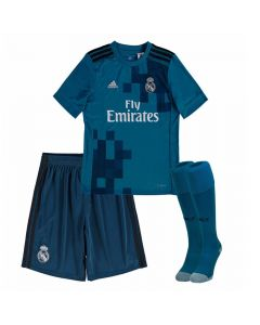Real Madrid Kids Third Kit 2017/18