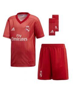 Real Madrid Adidas Third Kit 2018/19 (Kids)