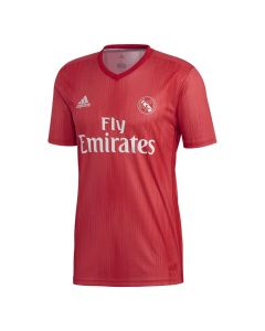 Real Madrid Adidas Third Shirt 2018/19 (Adults)