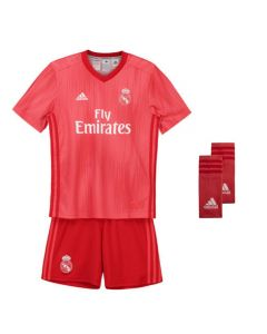 Real Madrid Adidas Third Kit 2018/19 (Youth)