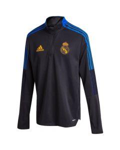Real Madrid Tiro training top 21/22 (black)