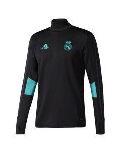 Real Madrid Training Top 2017/18 (Black)
