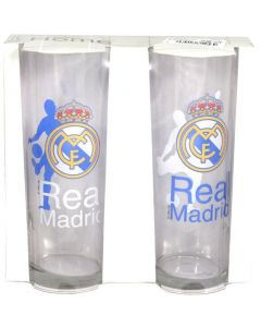 Real Madrid Tumbler Twin Pack