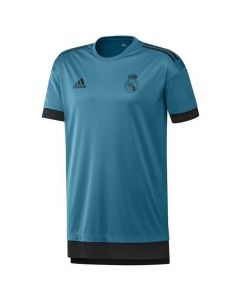 Real Madrid UCL Training Jersey 2017/18 (Teal)