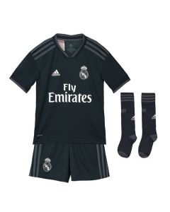 Real Madrid Adidas Away Kit 2018/19 (Youth)