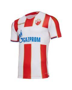 Red Star Belgrade Macron Home Shirt 2018/19 (Adults)