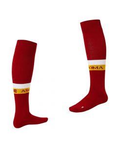 AS Roma Kids Home Socks 2021/22