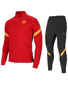 AS Roma red 20/21 presentation suit