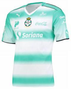 Santos Laguna Home Shirt 2016-17