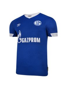Schalke Umbro Home Shirt 2018/19 (Adults)