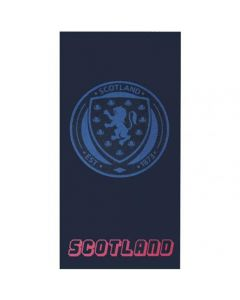 Scotland Navy Towel