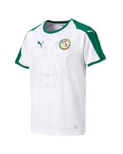 Senegal Puma Home Shirt 2018/19 (Adults)