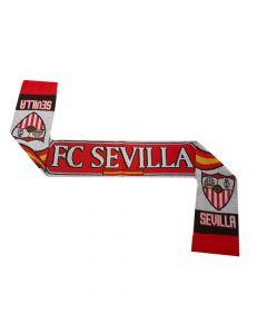 Sevilla Jacquard Football Scarf
