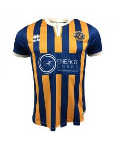 Shrewsbury Town Errea Home Shirt 2018/19 (Adults)