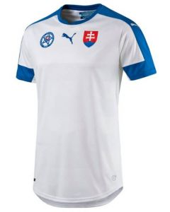 Slovakia Euro Home Football Shirt 2016-17
