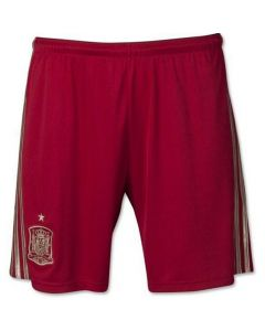 Spain 2014 FIFA World Cup Home Football Shorts