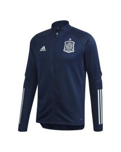Spain Kids Navy Training Jacket 2020/21