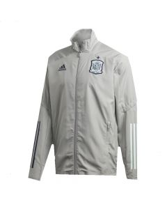Spain Grey Presentation Jacket 2020/21