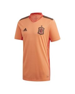 Spain Goalkeeper Football Shirt 2020/21