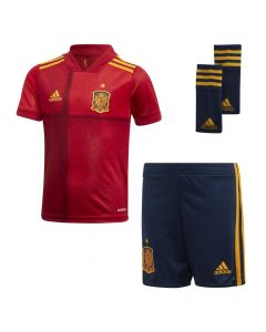 Spain Kids Home Kit 2020/21
