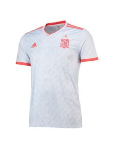 Spain Adidas Kids Away Football Shirt 2018/19